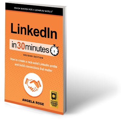 LinkedIn book, LinkedIn In 30 Minutes, 2nd Edition