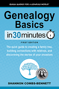 Genealogy basics book