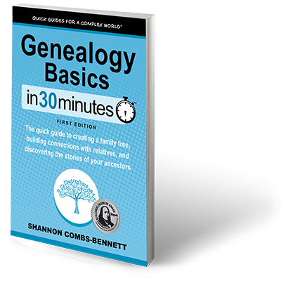 Genealogy Basics In 30 Minutes launch