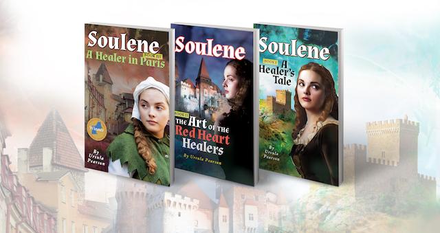 award-winning Soulene trilogy