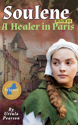 Soulene: A Healer in Paris IPNE Book award