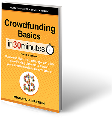 Crowdfunding book - Crowdfunding Basics In 30 Minutes