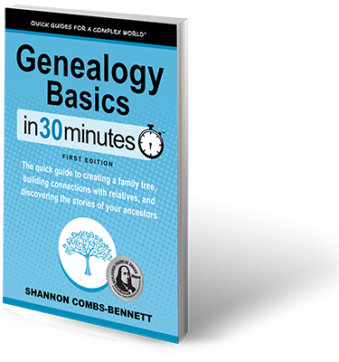 Genealogy Basics In 30 Minutes paperback