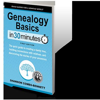 Genealogy Basics In 30 Minutes paperback