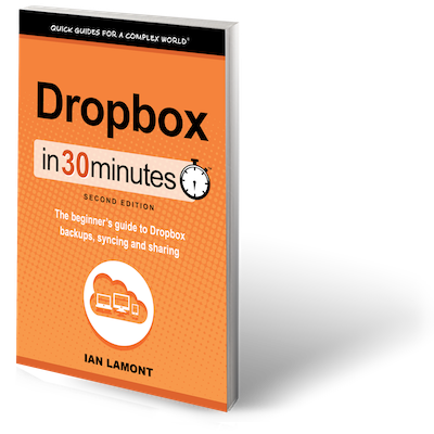 Dropbox In 30 Minutes paperback