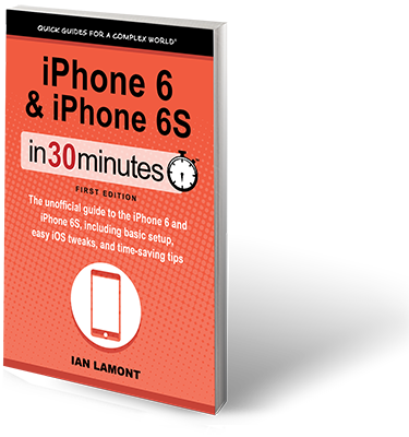 iPhone basics in 30 minutes paperback