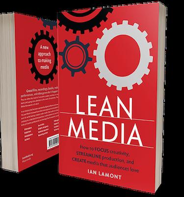 Lean Media paperback