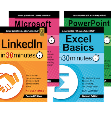 IN 30 MINUTES career bundle