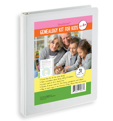 Kids Genealogy Kit